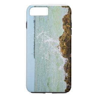 Sanibel Insel bewegt Telefonkasten wellenartig iPhone 8 Plus/7 Plus Hülle