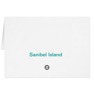Sanibel Insel Karte