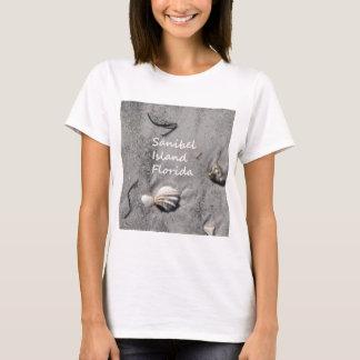 Sanibel Insel-Sand-Muscheln T-Shirt