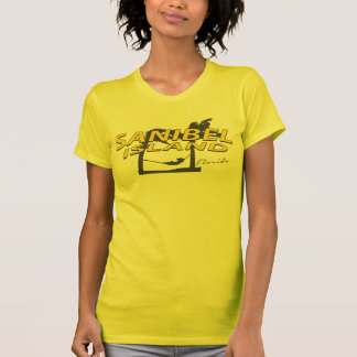 Sanibel Insel-T-Stück T-Shirt