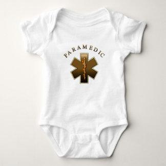 Sanitäter Baby Strampler
