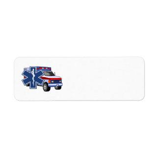 Sanitäter EMS-Krankenwagen-EMT