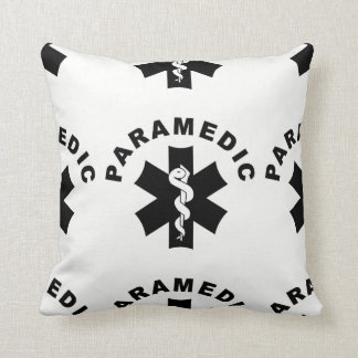 Sanitäter EMS-Logo Kissen