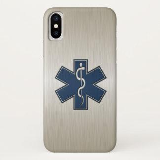 Sanitäter EMT EMS delux iPhone X Hülle