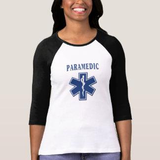 Sanitäter-Stern des Lebens T-Shirt