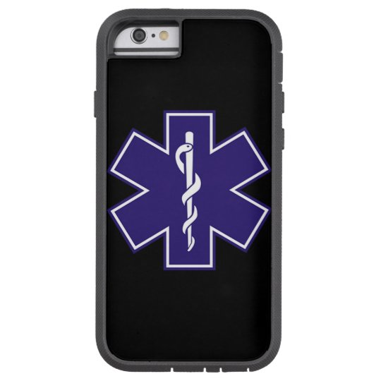 Sanitäter-Symbol Tough Xtreme iPhone 6 Hülle | Zazzle | {Sanitäter symbol 58}
