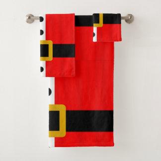 Sankt-Anzug Badhandtuch Set