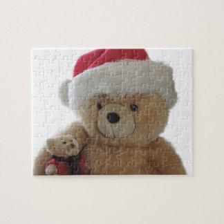 Sankt-Bär mit wenigem Bären Puzzle