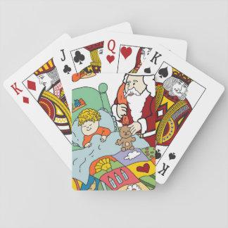 Sankt Besuch II Spielkarten