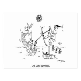 Sankt-Cartoon 6193 Postkarten