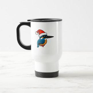 Sankt-Common-Eisvogel Reisebecher