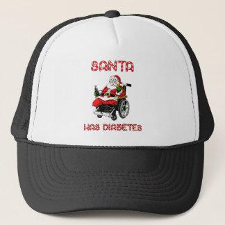 Sankt-Diabetes Truckerkappe
