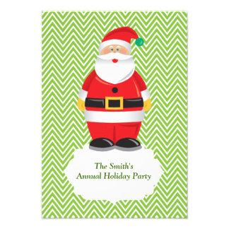 Sankt-Feiertags-Party Einladung