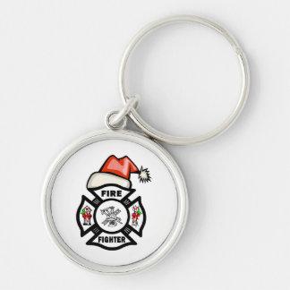 Sankt-Feuerwehrmann Schlüsselanhänger