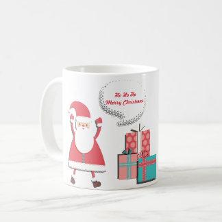 Sankt frohe Weihnachten Kaffeetasse