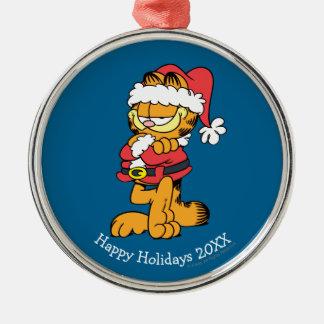 Sankt Garfield Ornament