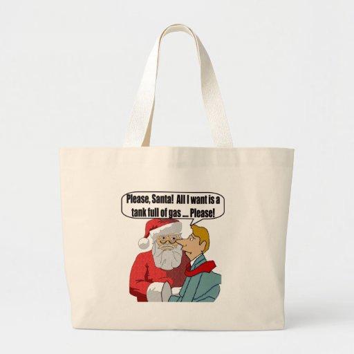 Sankt Gas-Geschenk Einkaufstaschen