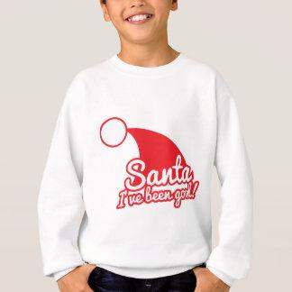 SANKT I sind GUT gewesen! Weihnachtslustiger Sweatshirt