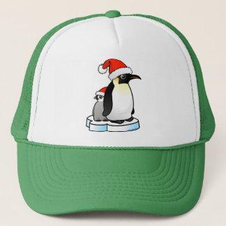 Sankt-Kaiser-Pinguin Truckerkappe