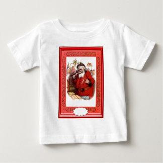 Sankt lässt ein Stückchen spät laufen Baby T-shirt