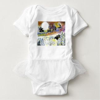 Sankt-Nacht Flight2 Baby Strampler