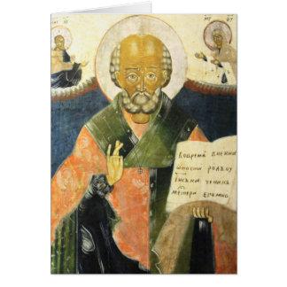 Sankt Nikolaus Karte