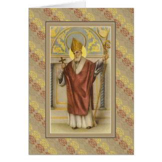 Sankt Nikolaus von Myra Karte