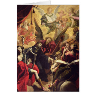 Sankt Nikolaus von Tolentino Karte