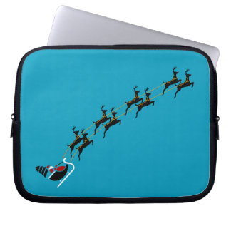 Sankt-Ren-Neopren-Laptop-Hülse 10 Zoll Laptop Sleeve