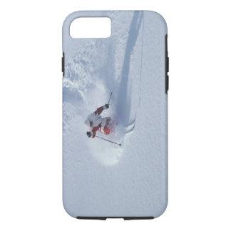 Sankt-Skifahren am Snowbird-Skiort, Wasatch iPhone 8/7 Hülle