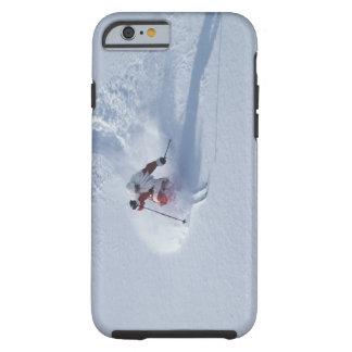 Sankt-Skifahren am Snowbird-Skiort, Wasatch Tough iPhone 6 Hülle