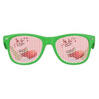 Sankt-Stiefel mit Süßigkeit Partybrille