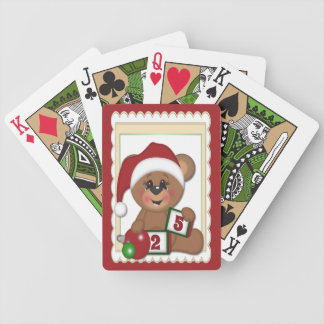 Sankt-Teddybär Bicycle Spielkarten