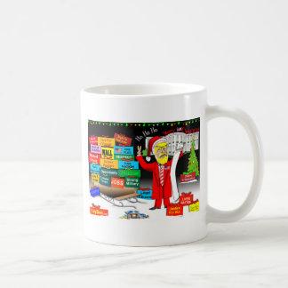 Sankt-Trumpf Kaffeetasse