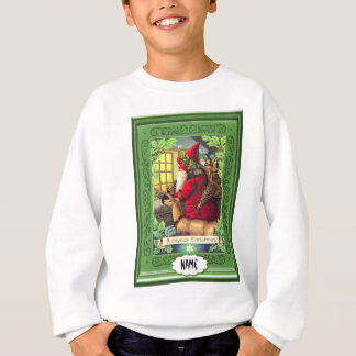 Sankt und die Rotwild: Addieren Sie Namen Sweatshirt