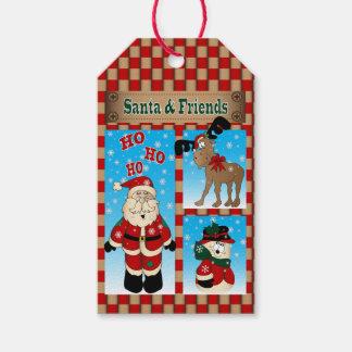 Santa and His Friends   Christmas