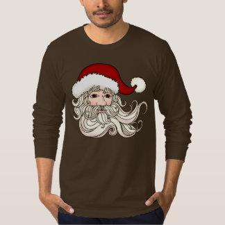 Sankt - Vater-Weihnachtsfeiertags-Pullover für T-Shirt