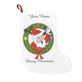 Sankt-WeihnachtsStrumpf (kundengerecht) Kleiner Weihnachtsstrumpf