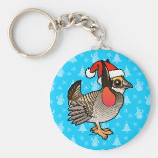 Sankt wenig Grasland-Huhn Schlüsselanhänger