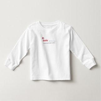 Sankt, wie schnell Sie ich sind, wundern sich! Kleinkind T-shirt