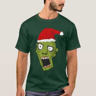 Sankt-Zombie T-Shirt