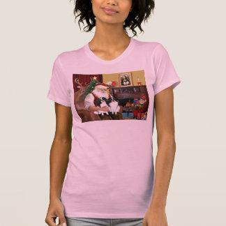 Sankt zwei japanische Kinne T-Shirt