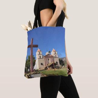 Santa- Barbaraauftrag-Kalifornien-Tasche Tasche