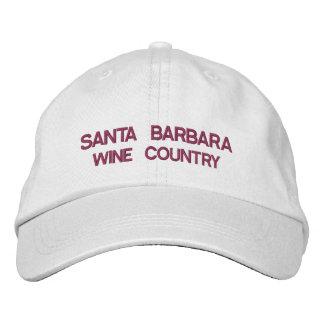Santa- Barbaragewinn-Regions-Hut Bestickte Kappe
