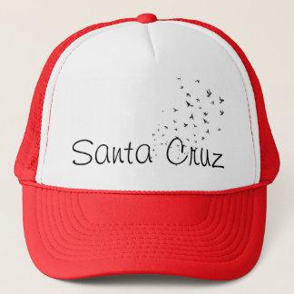 Santa- Cruzfernlastfahrer-Hut Truckerkappe