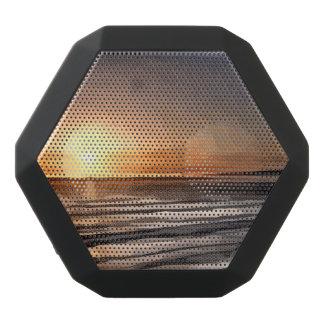 Santa- Cruzsonnenuntergang Boombot REX Schwarze Bluetooth Lautsprecher