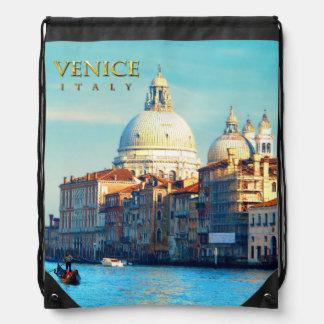 Santa Maria della Gruß - Venedig Sportbeutel