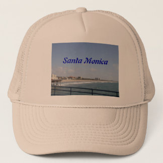 Santa Monica, Kalifornien Truckerkappe