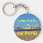 Santa Monica Pier, Kalifornien Schlüsselanhänger
