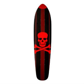 Santa Monica Piraten-Kreuzer-kundenspezifisches Skateboard Deck